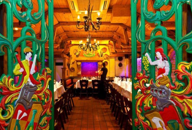 Restaurant Kardos - Feine Küche aus der österreichisch-ungarischen Donaumonarchie | Wien