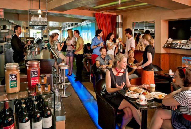 Cafe Cuadro - Frühstück, Fun & Flirt (Wertgutschein) | Wien